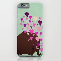 iPhone & iPod Case featuring last mammoth by Yetiland