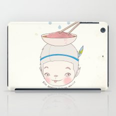 맛! Bon appetit bizarre nouille restaurant ! iPad Case