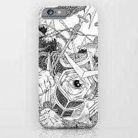 Cycloptic Samurai iPhone 6 Slim Case