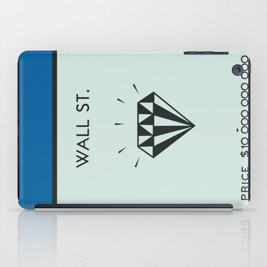 Occupy Wall Street? iPad Case