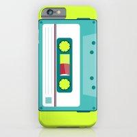 #54 Cassette iPhone 6 Slim Case