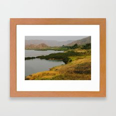 Beautiful India Framed Art Print