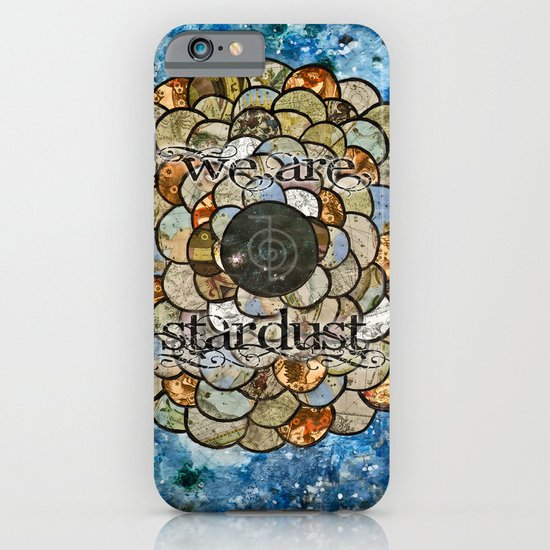 Stardust II iPhone & iPod Case