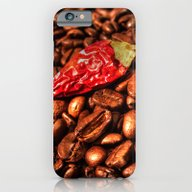 Hot Chili Coffee iPhone 6 Slim Case