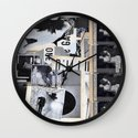 Lucetta Wall Clock
