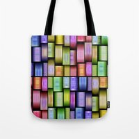 Modern Pattern Design Tote Bag