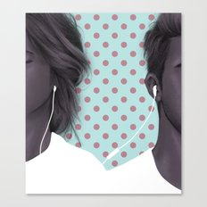 Music Together Canvas Print