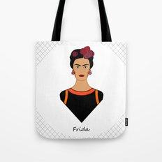 Frida ii Tote Bag