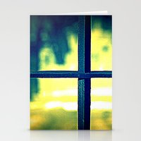 Life on the other side Stationery Cards