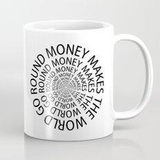 Money World Mug