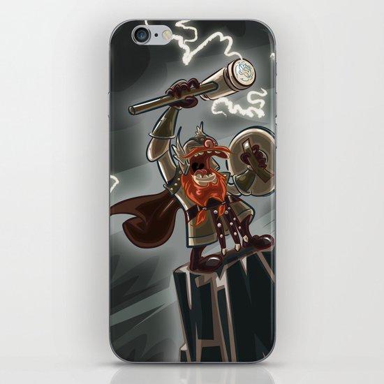 Bolt Thundersmite- Version2 iPhone & iPod Skin