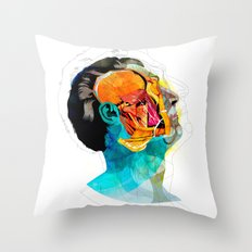 Anatomy [Ellis+Ford] Throw Pillow