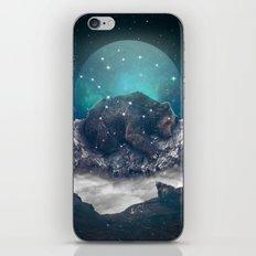 Under The Stars (Ursa Ma… iPhone & iPod Skin