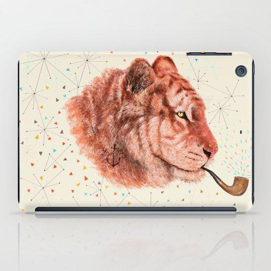 Red Tiger iPad Case
