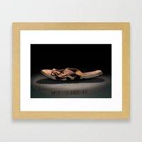 shoe 4 Framed Art Print