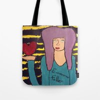 I Wear My Heart Upon My … Tote Bag