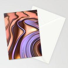 N55 Fractal Stationery Cards