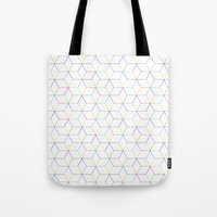 Shapes & Colors Tote Bag
