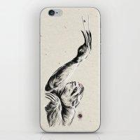 Karate Sloth iPhone & iPod Skin
