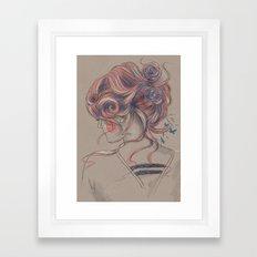 Colourblind 2 Framed Art Print