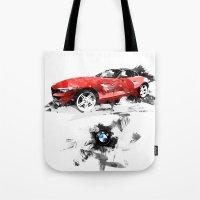 BMW Z4 Tote Bag