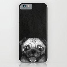Snuggle pug Slim Case iPhone 6s