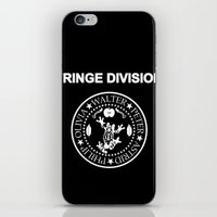 Fringe Division I wanna be sedated iPhone & iPod Skin