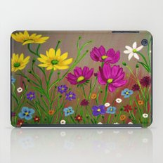 Spring Wild flowers  iPad Case
