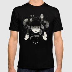 Sacrifice Mens Fitted Tee Black SMALL