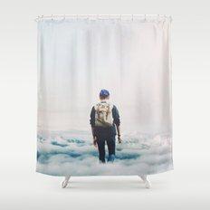 The Adventurer Shower Curtain