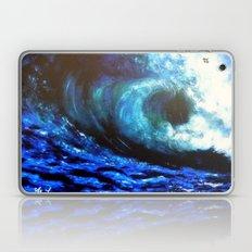 Mesmerizing Waves Laptop & iPad Skin