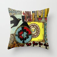hope 2 Throw Pillow