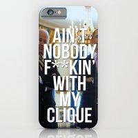 The Clique - '08-'16 iPhone 6 Slim Case