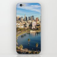 Downtown Los Angeles iPhone & iPod Skin
