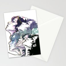 Distort Stationery Cards
