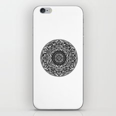 Spiritual Mandala iPhone & iPod Skin