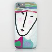 matching hat iPhone 6 Slim Case