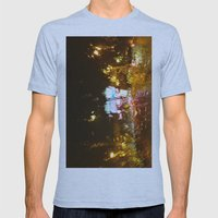 Rainy DayZ 37 Mens Fitted Tee Athletic Blue SMALL