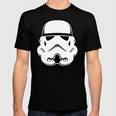 SW SOLDIER Black Mens Fitted Tee SMALL