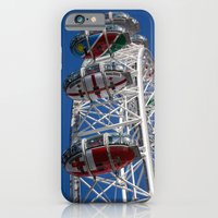 The London Eye Rugby Wor… iPhone 6 Slim Case