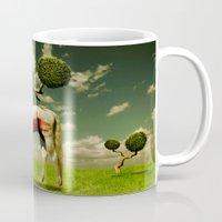 Pegasus Divided Mug