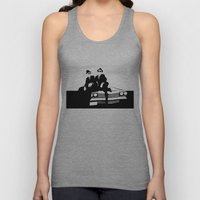 Blues Brothers Unisex Tank Top