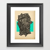 - Sleeping Disco - Framed Art Print