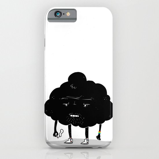 Mr. Optimistic iPhone & iPod Case