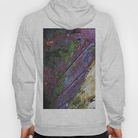 The painted Rainbow Hoody