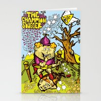 The Champion Slugger Stationery Cards