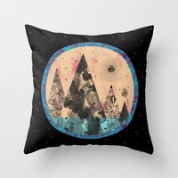 M.D.C.F.  Throw Pillow