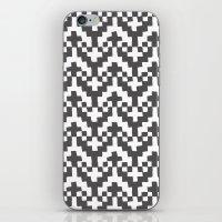Rosepath Tribal iPhone & iPod Skin