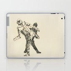 Tae Kwon Do Sparring Laptop & iPad Skin