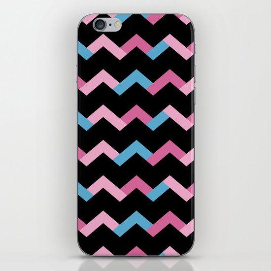Geometric Chevron iPhone & iPod Skin